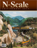 N Scale Magazine July August 2017