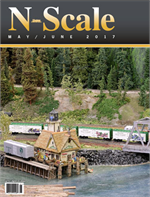 N Scale Magazine May June 2017