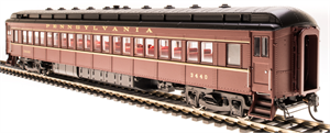 N Scale PRR P70 Passenger Car