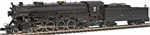 N Scale Light Mountain 4-8-2 Steam